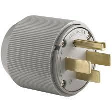 50 Amp 208 Volt Wiring Diagram Shop Electrical Plugs U0026 Connectors At Lowes Com