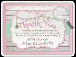 charlotte u0027s web thank you cards di 677ty harrison greetings