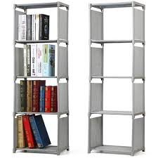 Wooden Bedside Bookcase Shelving Display Shelves Zeppy Io