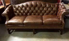 Camel Back Leather Sofa Leather Camel Back Sofa Foter