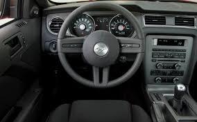 2005 ford mustang gt interior 2011 ford mustang v 6 test motor trend