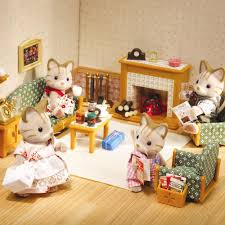 Kids Living Room Set Dilly Dally Kids U2014 Calico Critters Deluxe Living Room Set