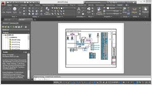 layout en autocad 2015 autocad electrical 2015 tutorial model and layout youtube
