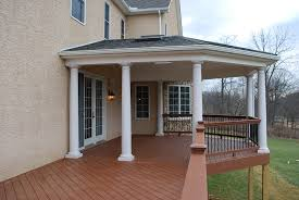 Build An Awning Over Patio by Deck Cover With Hip Roof By Archadeck Outdoor Pinterest