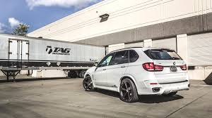 Bmw X5 50i M Sport - sports exhaust with racing tailpipes for bmw x5 f15 from