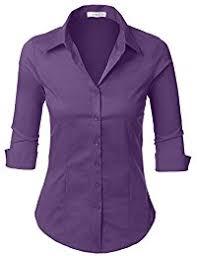 purple blouses amazon com purples blouses button shirts tops tees