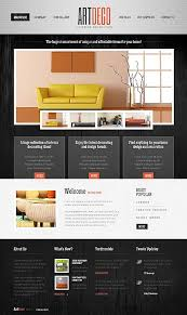 40 best interior design wordpress themes images on pinterest
