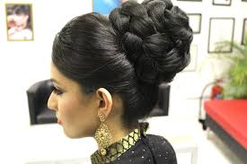 india hair tutorial indian bridal hairstyle