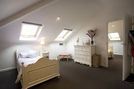 Beautiful Attic Conversions  Living Space Attic Group - Convert loft to bedroom