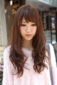 korean haircut for girls with round face korean haircut for round