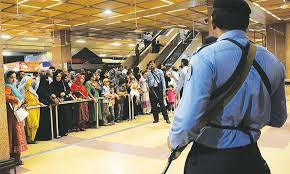 journalists jobs in pakistan airport security evacuation great people to fly home with newspaper dawn com
