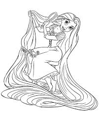 coloriage de princesse de disney en ligne