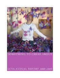 lcva annual report 2008 2009 by longwood university issuu