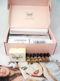 luminess air review makeup by renren
