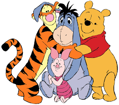pooh bear friends clip art u2013 clipart free download
