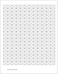printable isometric paper a4 isometric graph papers for ms word word excel templates