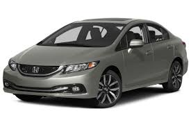 2014 honda civic overview cars com