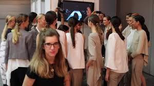 tot hom backstage fashion show ss17 youtube