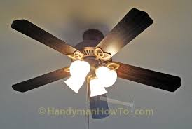 ceiling fan doesn t work how to replace a ceiling fan motor capacitor