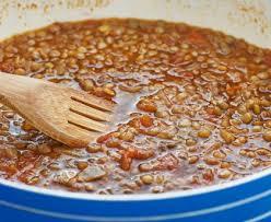 apprendre a cuisiner arabe lentilles à la marocaine recette de lentilles à la marocaine