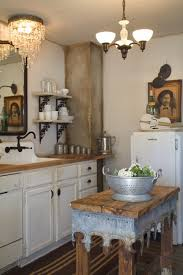 shabby chic kitchen island rustic diy kitchen island ideas