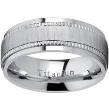 titanium wedding band titanium s wedding bands groom wedding rings shop the best