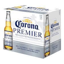 calories in corona light beer corona premier trinity brand group