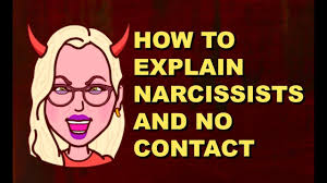 Narcissism And Vanity How Do I Explain No Contact To Friends And Family Narcissistic