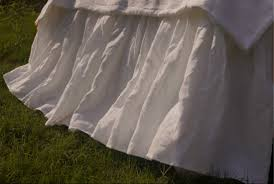 White Bed Skirt Queen How We Construct Best Bed Skirts Behind The Scenes Superior