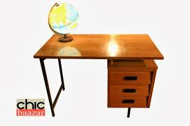 bureau guariche superbe bureau moderniste style guariche 1950 60