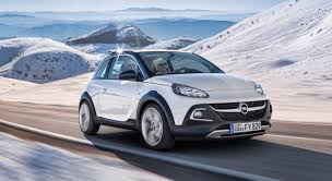 opel adam 2017 opel adam rocks urban mini crossover revealed photos 1 of 6