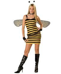 Bee Halloween Costume Killer Bee Costume Teen Costume Teenager Halloween Costume