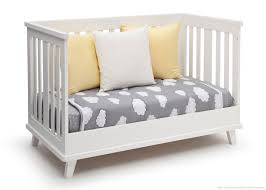 How To Convert Crib To Daybed 3 In 1 Crib Delta Children