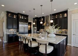 dark cabinet kitchen ideas dark kitchen cabinet gray cabinet kitchen with wooden top galleries
