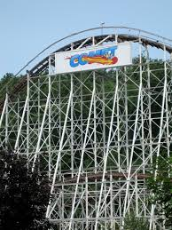 Six Flags The Great Escape File The Comet Great Escape Jpg Wikimedia Commons