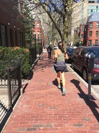 Boston Marathon Route Google Maps by The 2016 Boston Marathon Told By Cheetahs Running Wild