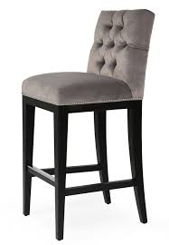 sofa and chair company buttoned bar stool the sofa u0026 chair company barstool