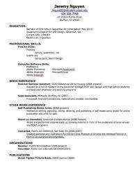 100 sample of resume cv cv resume resume badak nanny resume
