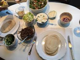 easy pita shawarma recipe with tahini yoghurt sauce yes please