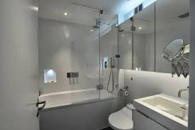 Bathroom Spot Lighting by Thomson Brothers At The Barbican Barbican Tower Flat Kitchen
