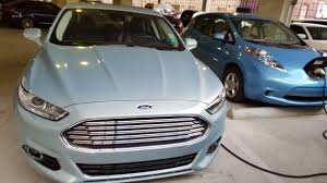there u0027s electric car leadership and then there u0027s ford