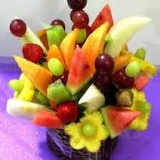 edible fruit bouquet delivery s edible fruit flower arrangements 14 photos florists