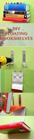 the 25 best diy projects the 25 best invisible bookshelf ideas on pinterest invisible