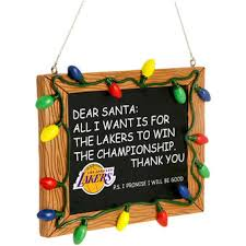 los angeles lakers ornaments buy lakers ornaments at