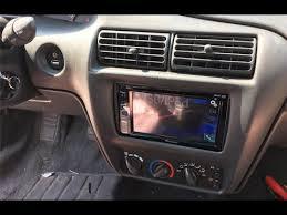 1995 2005 chevy cavalier pioneer bluetooth radio install avh