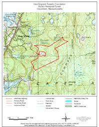 map of northton ma masstrails com gloucester