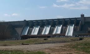 Table Rock Lake Flooding Branson Missouri Tablerock Dam