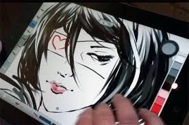 autodesk launches sketchbook ink ipad app exports 100 megapixel
