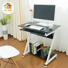 Computer Desk Prices Wo A Desktop Home Computer Desk Wooden Language Simple Easy One