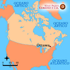 Ottawa Canada Map by Countries Canada U2013 Curioso In English U2013 Medium